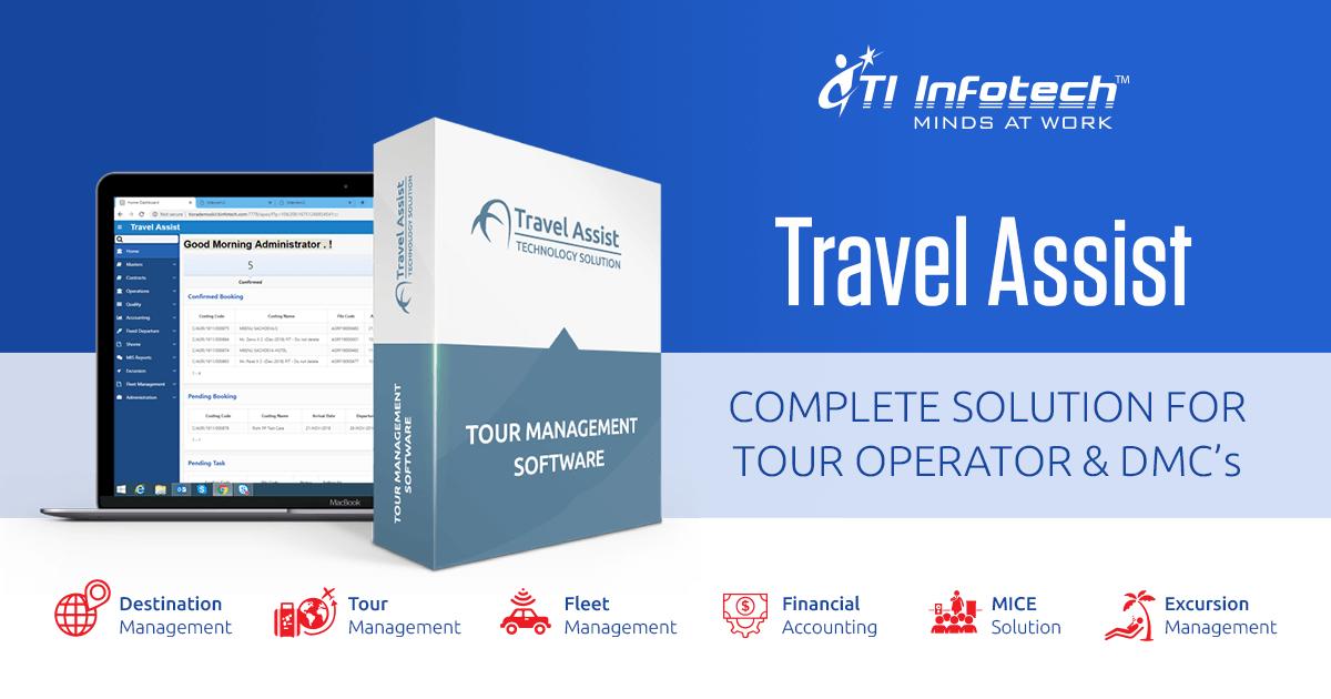 Tour Management Software   Tour Operator Software for Tour